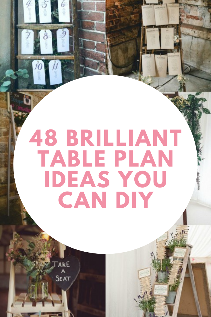 DIY table plans