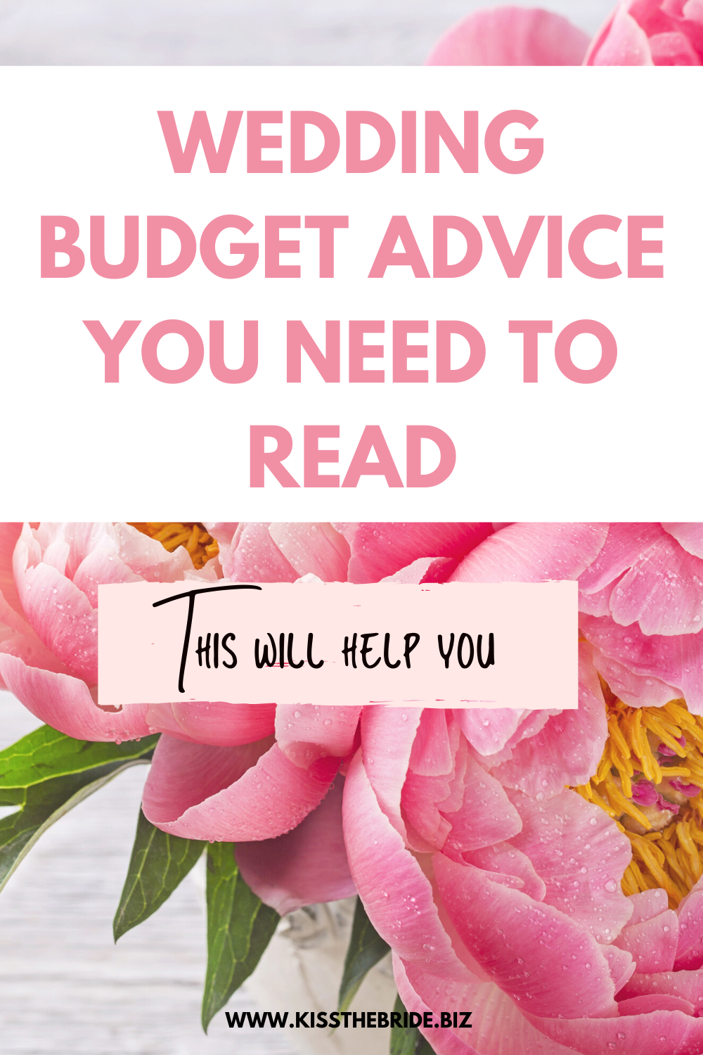 Wedding budget ideas and advice
