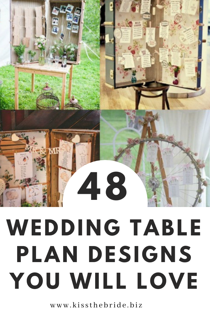Wedding Table Plan ideas