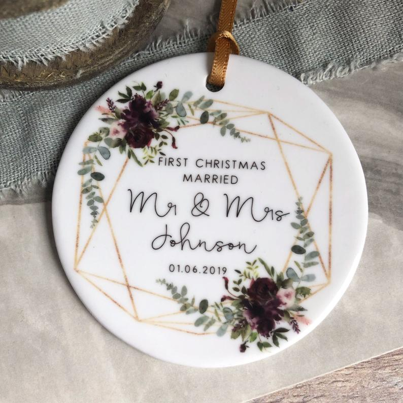 Christmas gifts for newlyweds