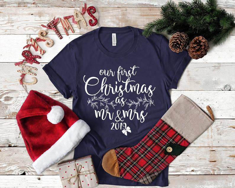 Christmas gift for newlyweds