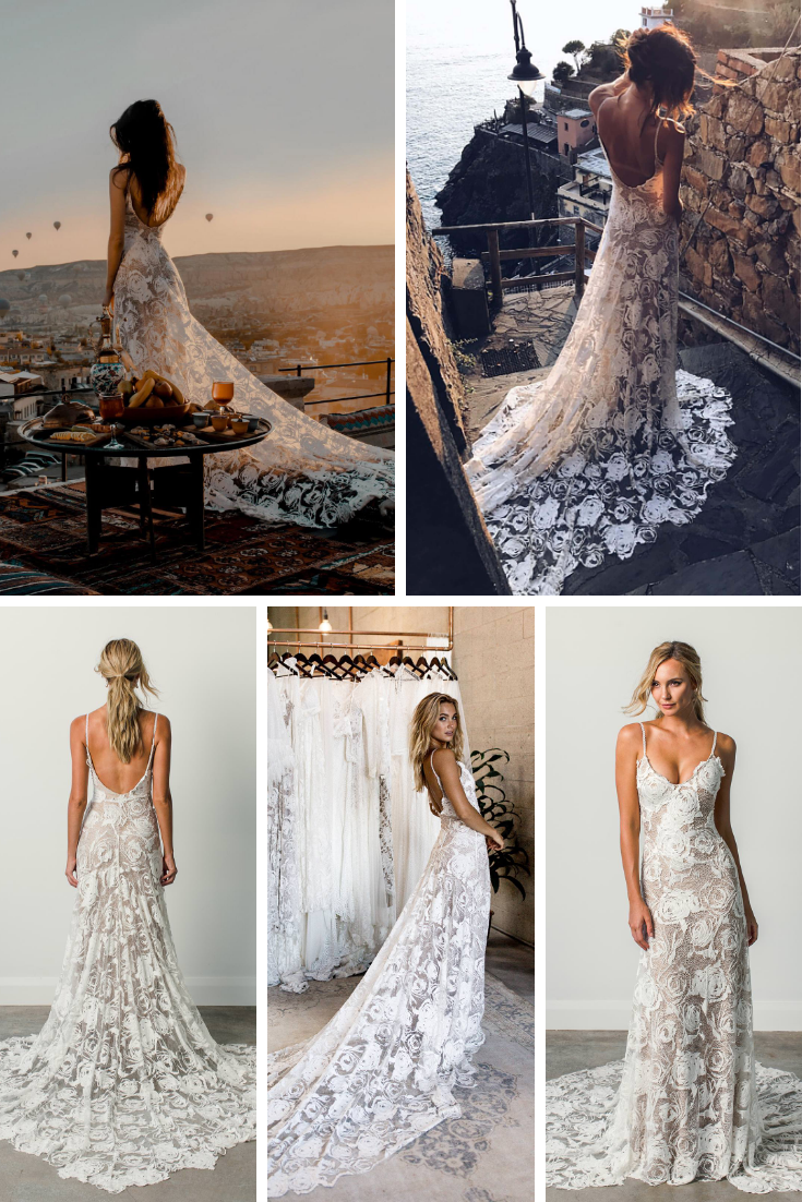 19 Grace Loves Lace Wedding Dresses For 2021 Kiss The Bride Magazine