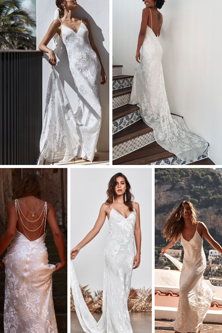 Loyola wedding dress