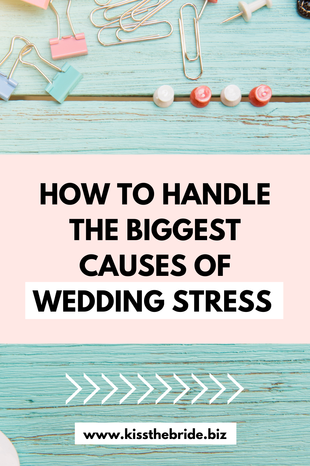 Wedding planning stress