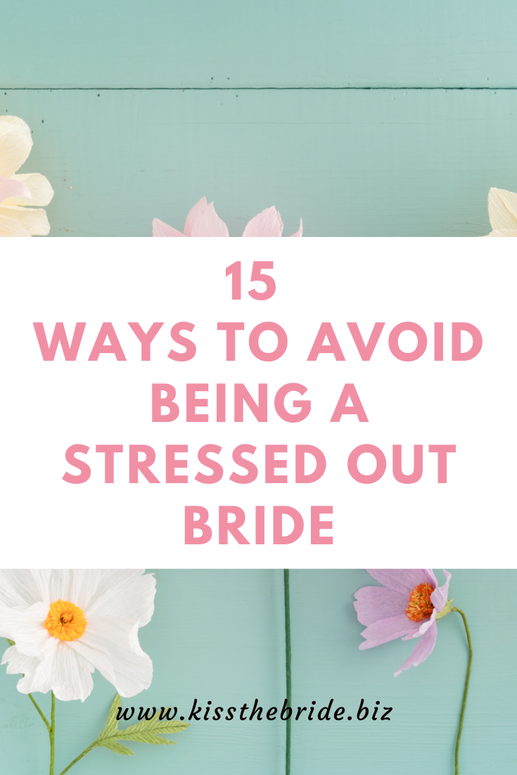 Wedding problems to avoid