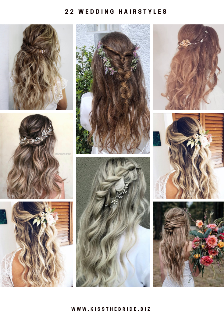22 Wedding Hairstyles