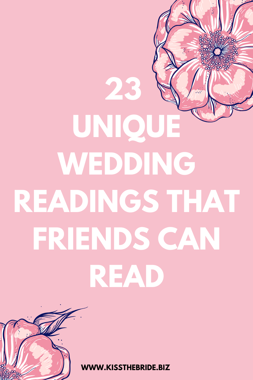 Wedding Reading ideas
