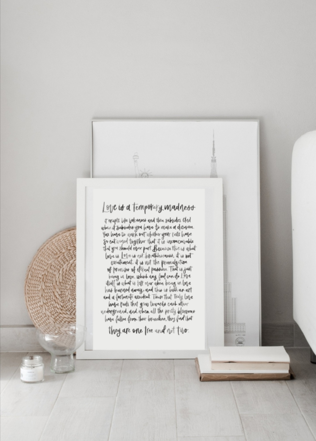 Wedding Readings prints