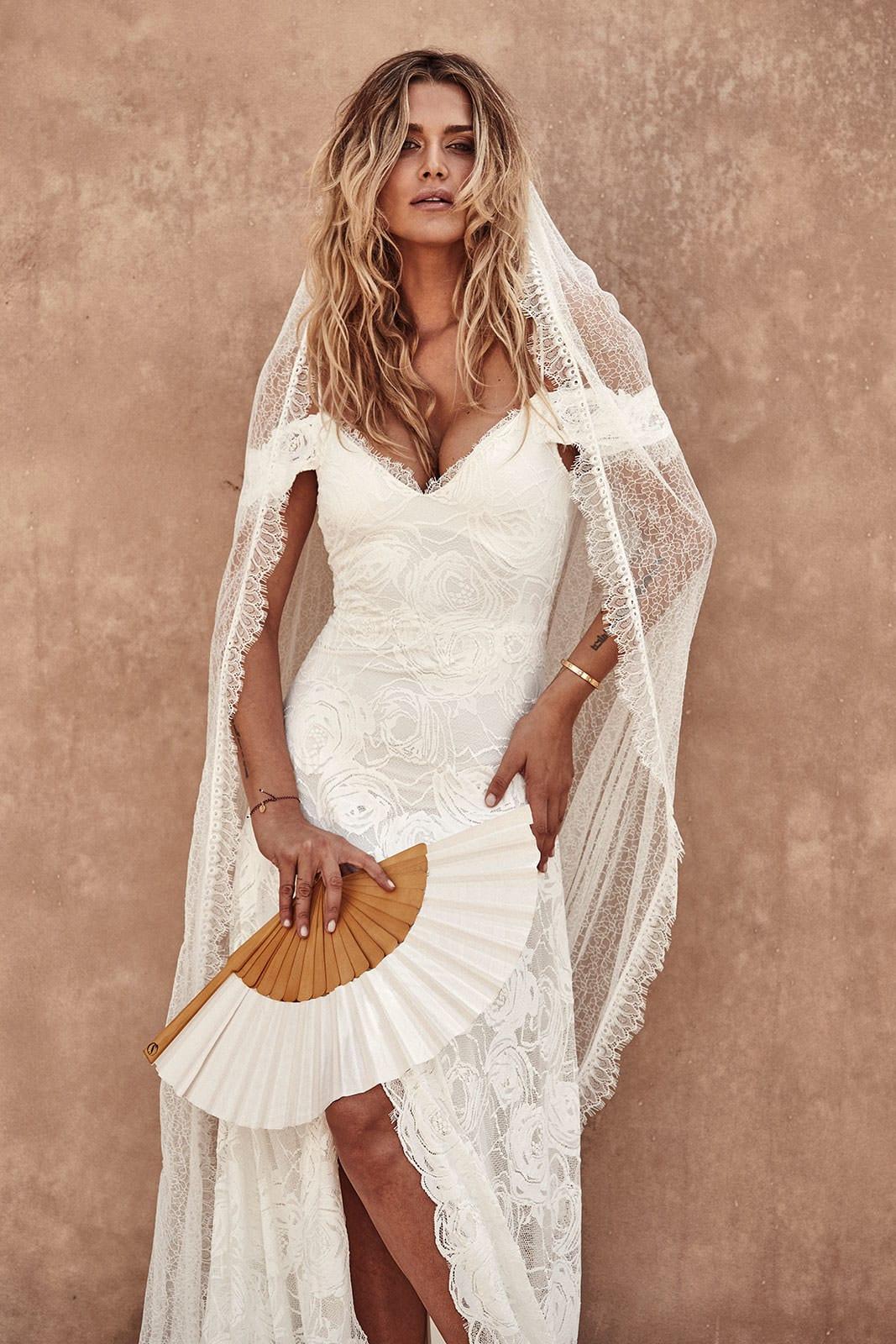 Bonita Grace loves lace
