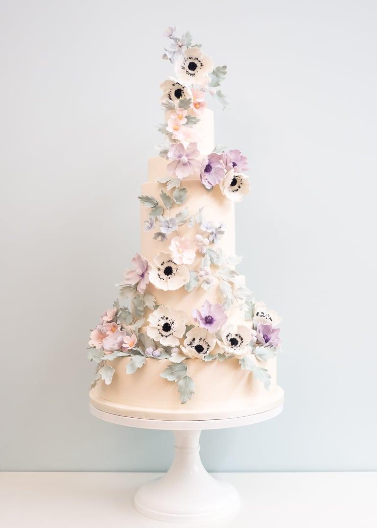 Rosamund Miller wedding cake