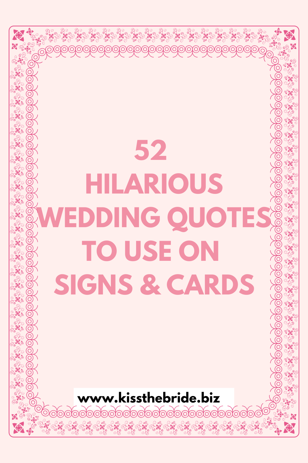 52 Funny Wedding quotes