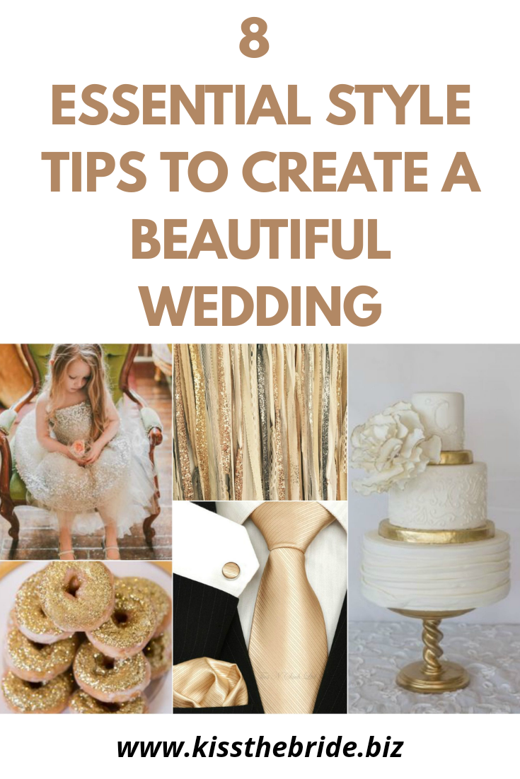 Essential wedding style tips