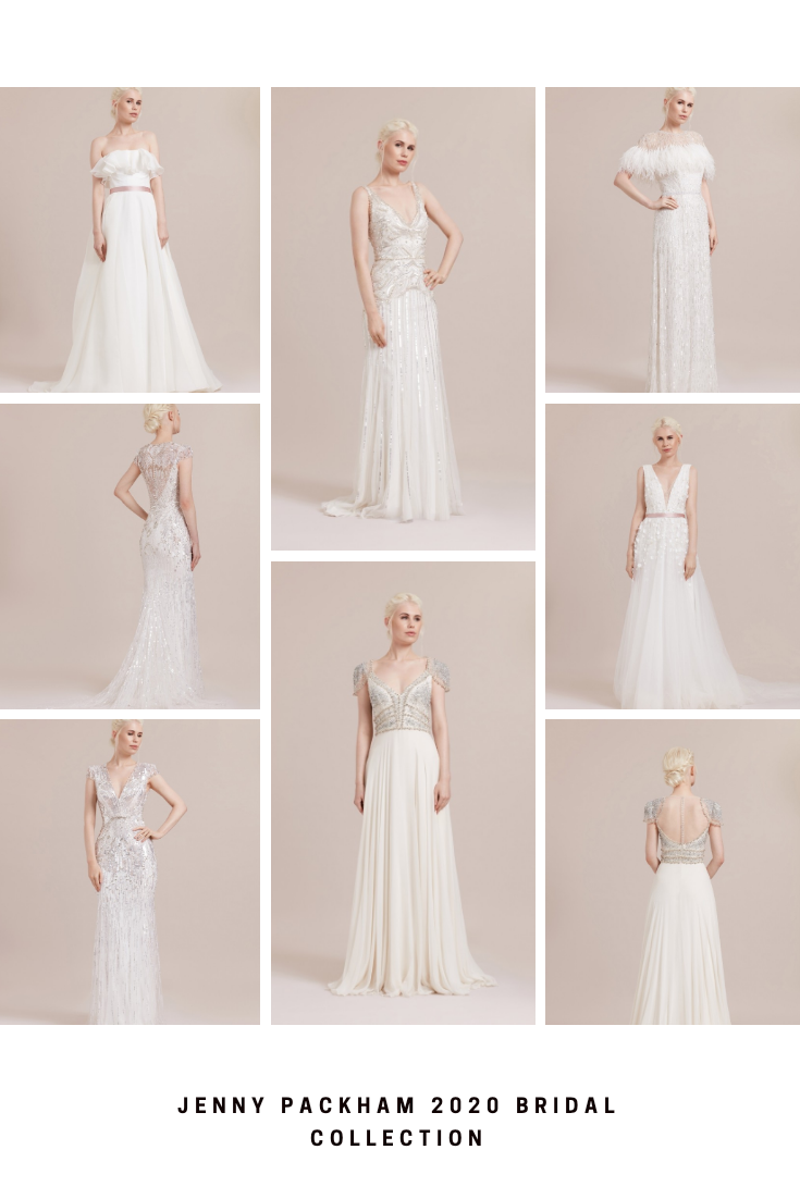 2020 Jenny Packham Wedding dresses
