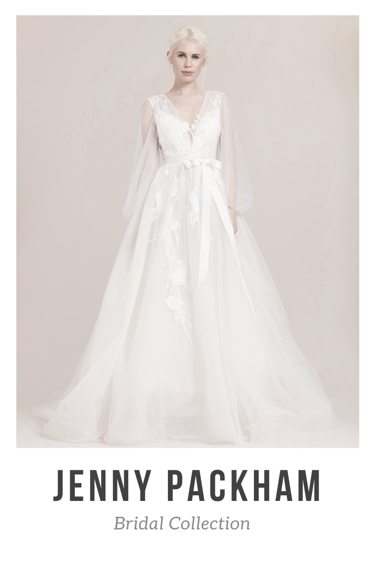 2020 Jenny Packham Wedding dresses