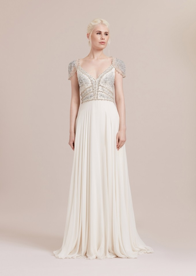Claudette by Jenny Packham