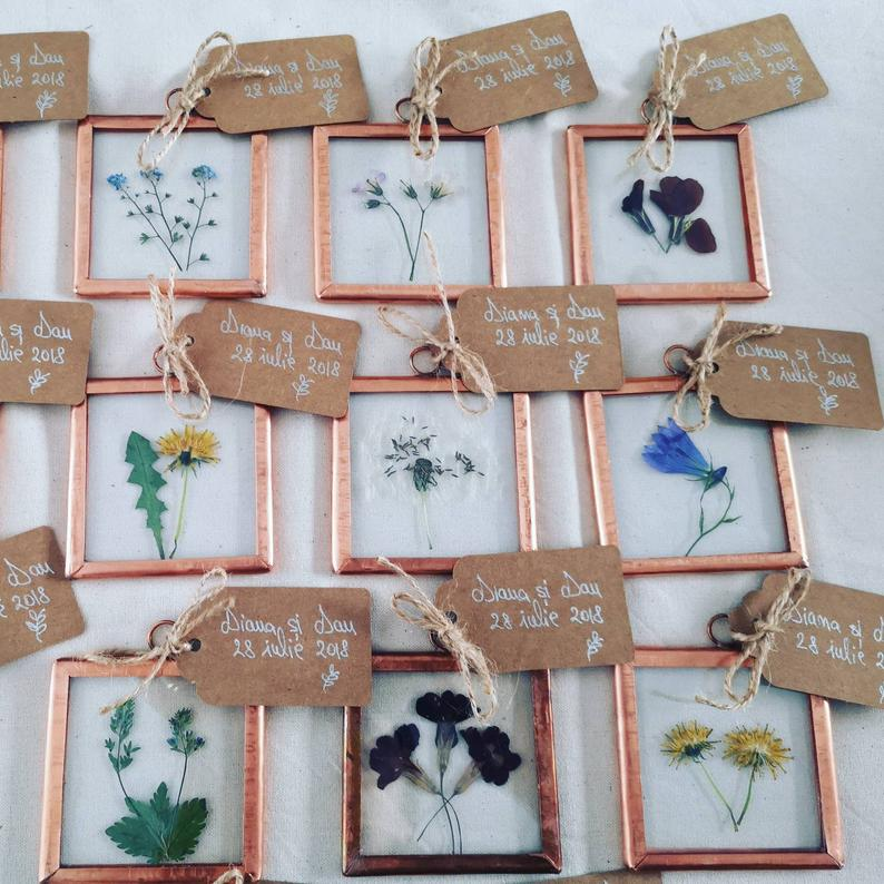 Dried Flower favours