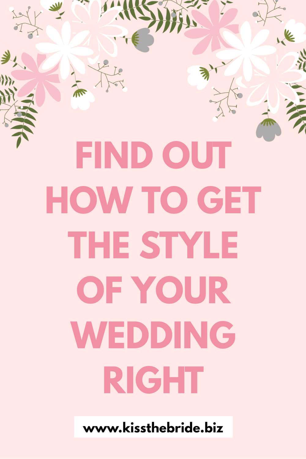 Wedding planning advice