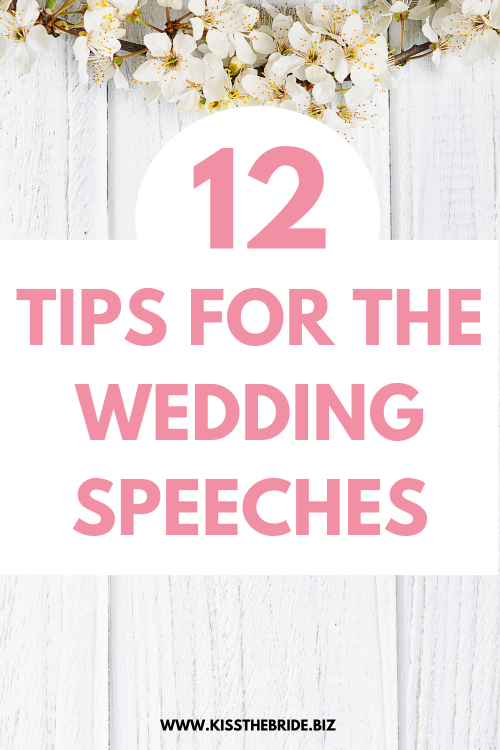 Tips for wedding speeches