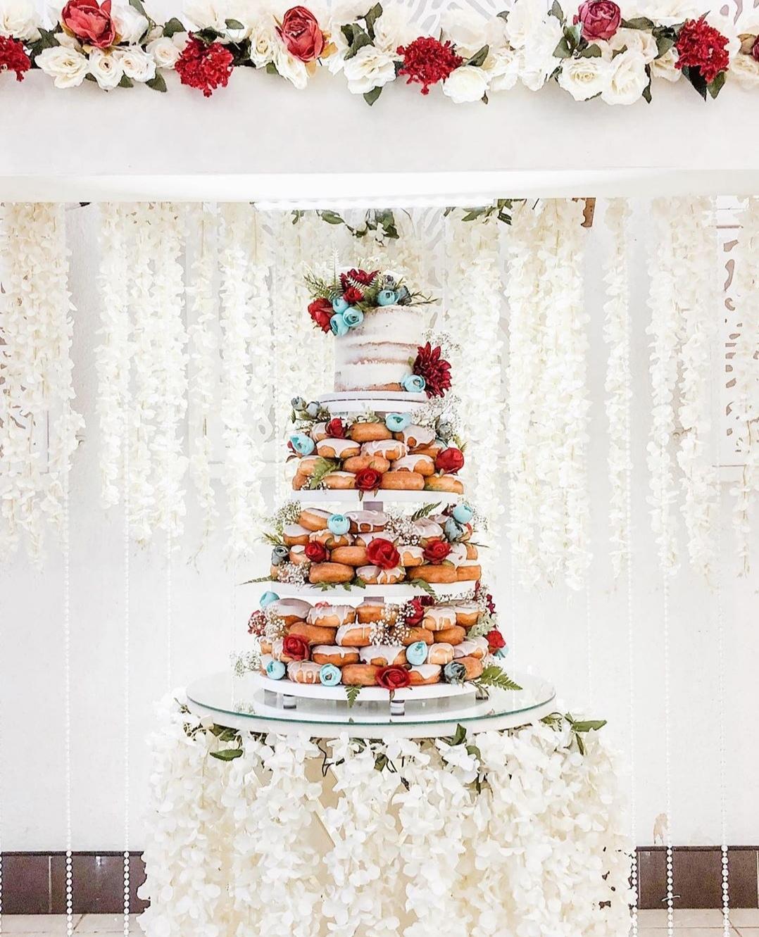 Donut Wedding Cake ideas