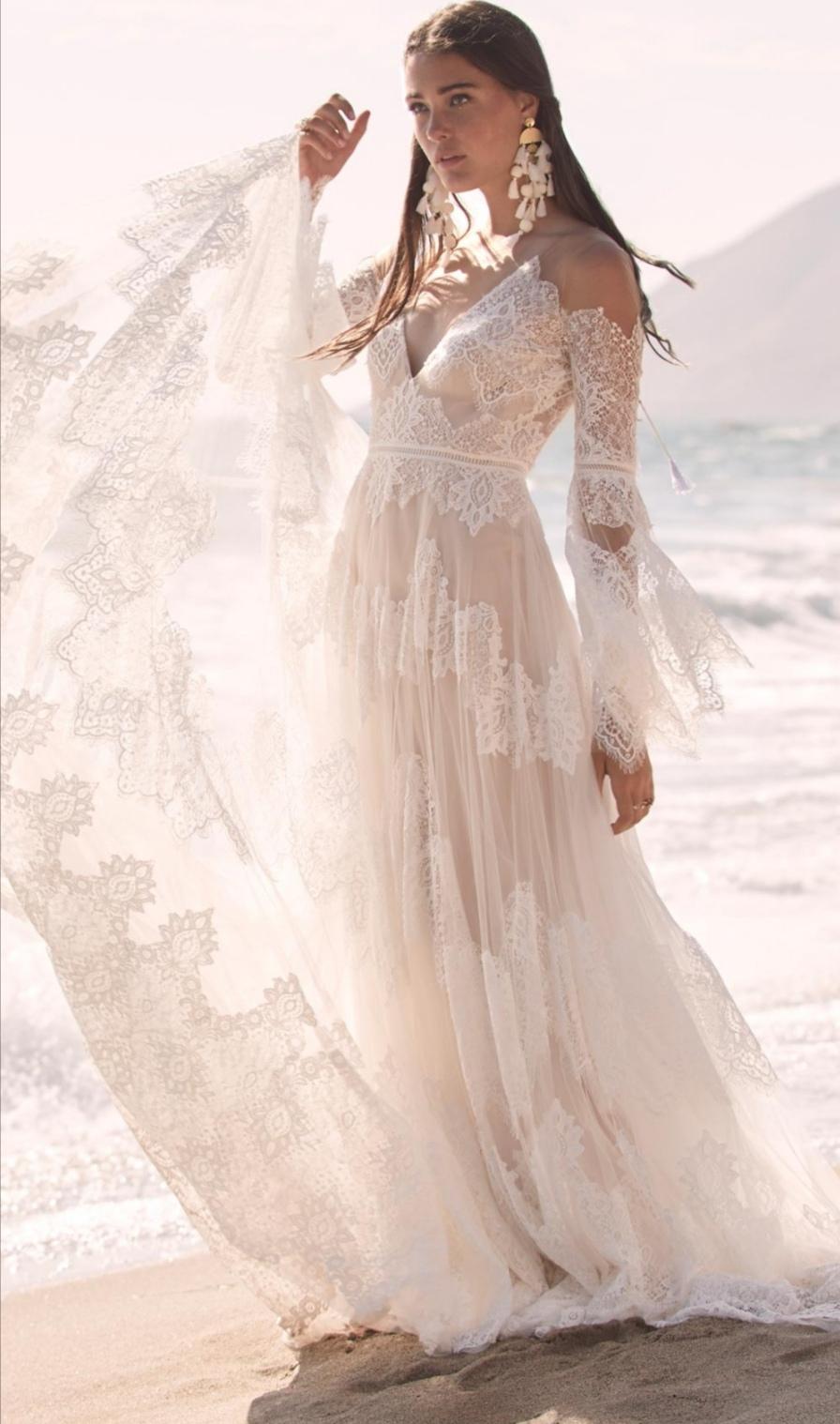 Watters Boho Wedding Dresses Kiss The Bride Magazine,October Wedding Guest Autumn Dresses 2020