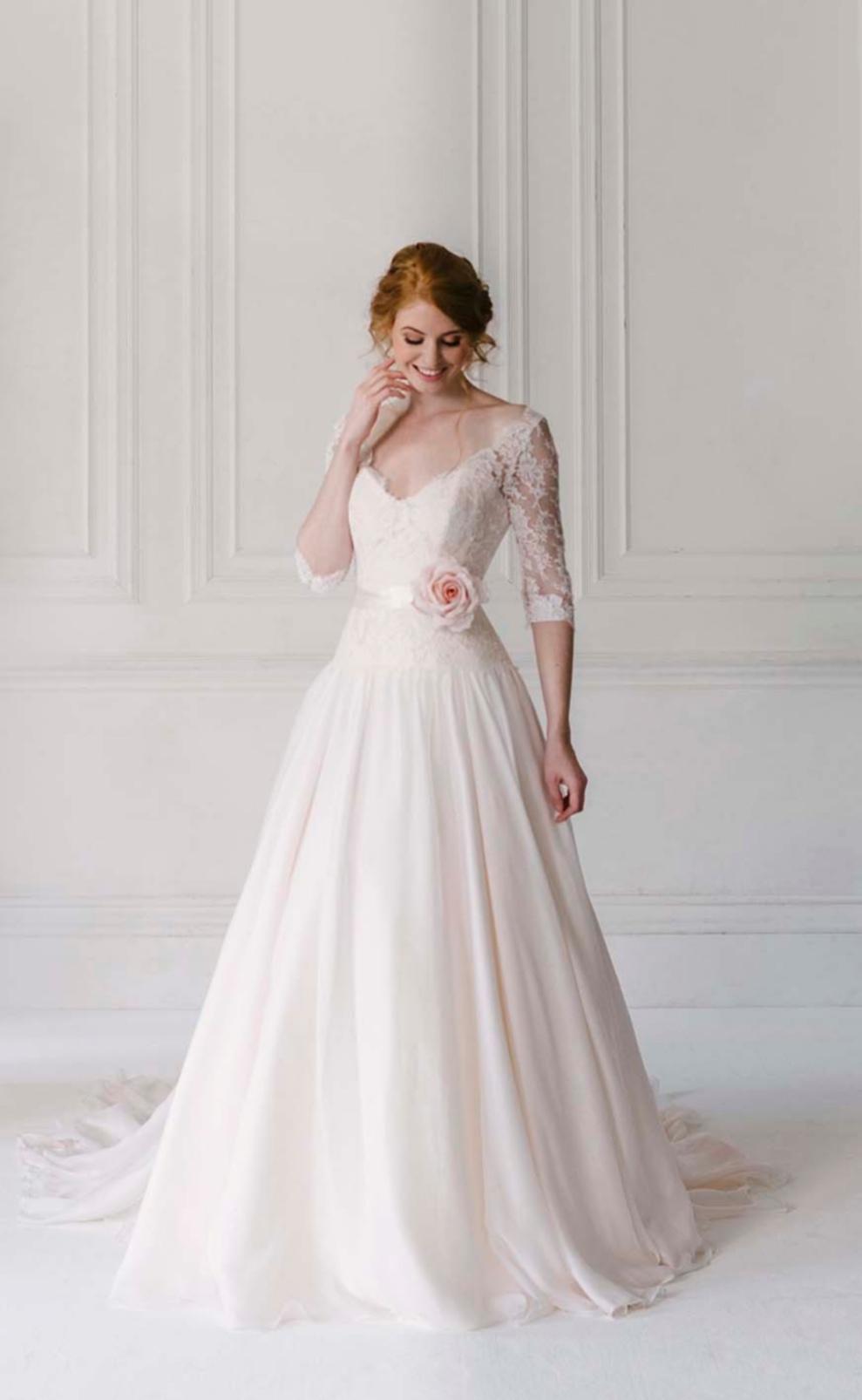 Naomi Neoh Azalea wedding dress